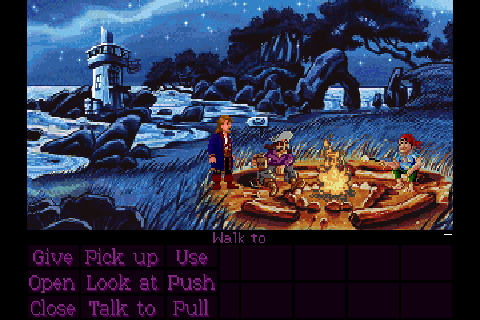 Screenshot Monkey Island 2 Special Edition: LeChuck's Revenge